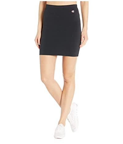 Champion Small C Skirt (Black) Women