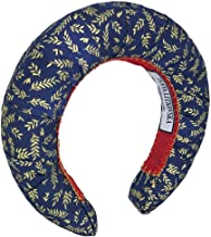 Girls Toddler Headband in Papavero Red
