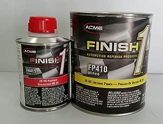 acme FP 410 Gallon KIT Urethane Primer Sherwin Williams Restoration AUTO Paint FINISH1