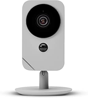 Blue by ADT HD Indoor Camera � 2-Way Talk � Motion-Activated � Facial Recognition � DIY Smart Home Security � 24/7 Monitoring Option � No Contract � Use with WiFi and Alexa