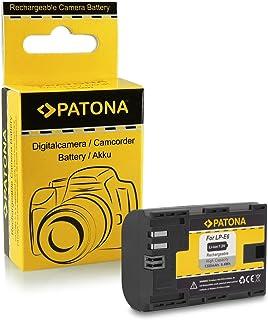 M&L Mobiles Canon LP-E6 - Batería para Canon EOS 5D Mark II EOS Mark III EOS 7D EOS 70D EOS 60D EOS 60Da