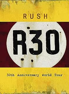Rush R30: 30th Anniversary World Tour