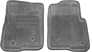 Lund 606371 Catch-All Carpet Gray Front Floor Mat - Set of 2