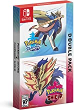Pokemon Sword and Pokemon Shield Double Pack - Nintendo...