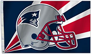 NFL New England Patriots 3-by-5-foot Flag