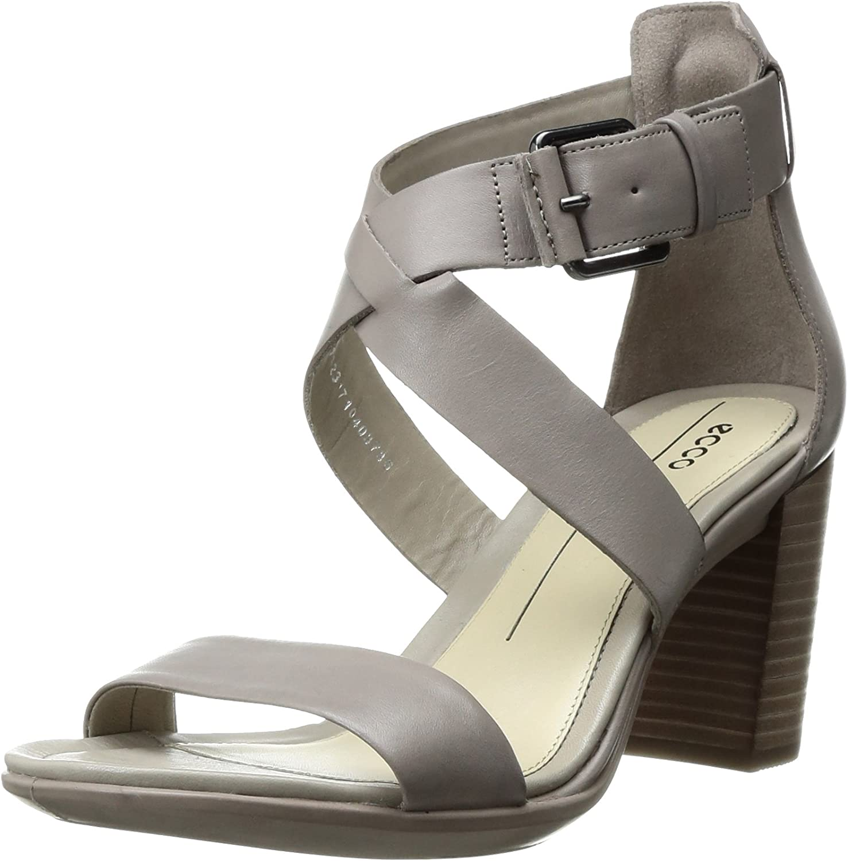 ECCO shoes Womens Shape 65 Sandal Heeled Sandal