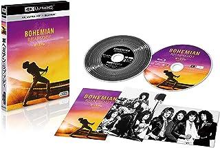 【早期購入特典あり】ボヘミアン・ラプソディ(2枚組)[4K ULTRA HD + Blu-ray](アクリル・スタンド付き)(日本オリジナル「クイーン」ポストカードセット(3枚組)、『ボヘミアン・ラプソディ』デジタルブックレット(期間限定配信)付き)