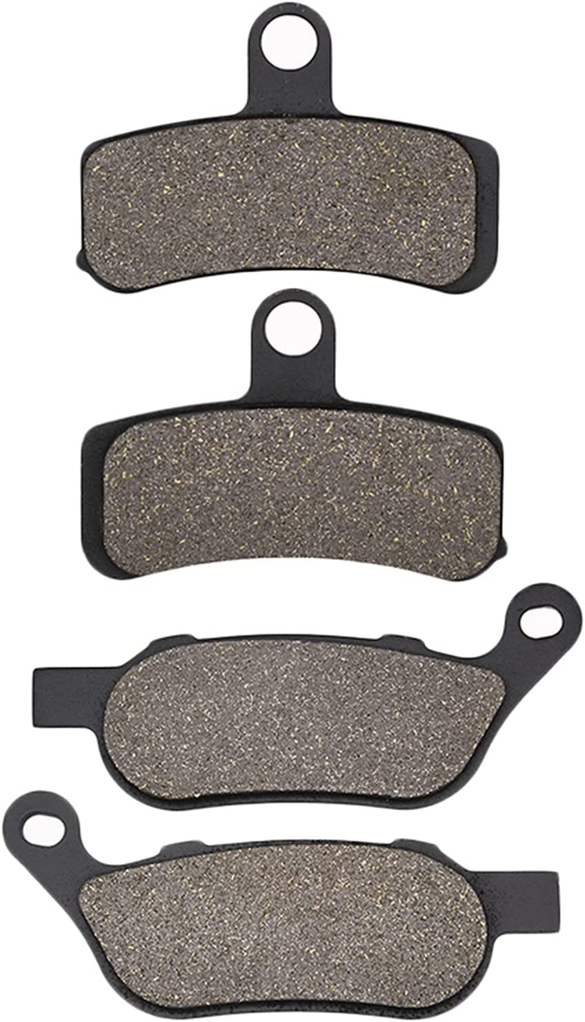 ZFSM Brake Pads for H-Arley FXD FXDC FLD F FXDWG FXDB Street Bob In Today's only a popularity