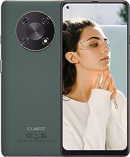 """CUBOT Max 3 smartfon bez umowy, 4 + 64 GB, wyświetlacz HD o przekątnej 6,95"""", bateria 5000 mAh, 48 MP AI DREI, 4 G LET Dua..."""