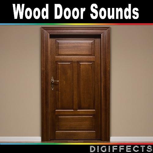 Slamming Interior Wood Door Version 1 by Digiffects Sound