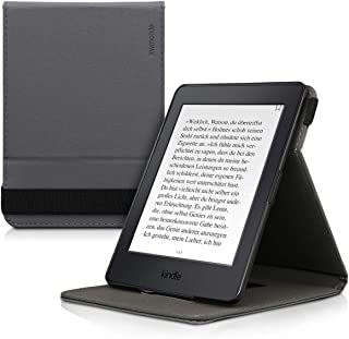 kwmobile 対応: Amazon Kindle Paperwhite ケース - リストストラップ と スタンド 付き - 電子書籍 保護ケース (2018(第10世代)には合いません)