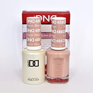 DND Gel & Matching Polish Set (488 Season Beige)