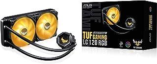 ASUS Aura Sync搭載 オールインワン CPUクーラー TUF LC 240 RGB