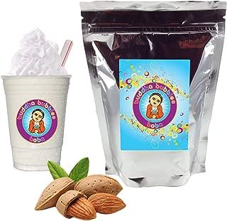 Almond Boba / Bubble Tea Drink Mix Powder By Buddha Bubbles Boba 1 Kilo (2.2 Pounds) | (1000 Grams)