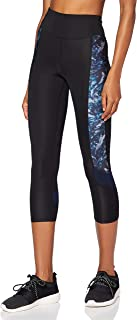 AURIQUE Amazon Brand Women's Cropped Sports Leggings