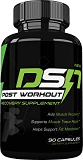 Dyna Storm Nutrition Post Workout Supplement, Post Workout Recovery capsules, L-Carnitine amino acid & vitamin blend, 90 capsules (30 day supply)