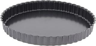 DE BUYER -4705.20 -tarte cannelee droite fond fixe ø20
