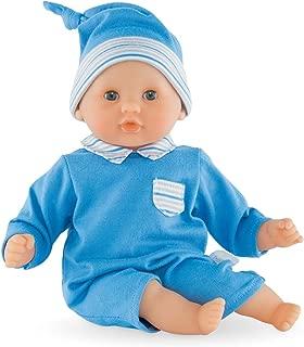 Corolle Mon Premier Bebe Calin Baby Doll, Blue