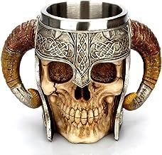 450 ml 3D Skull Knight Cup...