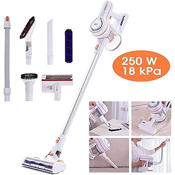 BACOENG B250 Plus Aspirador Escoba sin Cable 18000Pa 250W: Amazon ...