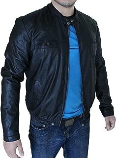 zac efron leather jacket