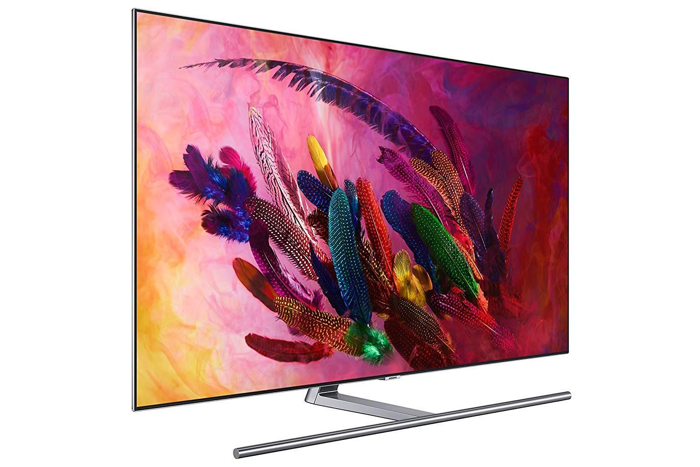 Samsung qe55q6 F QLED 55 140 cm LED TV Serie 6 Modelo 2018: Amazon ...