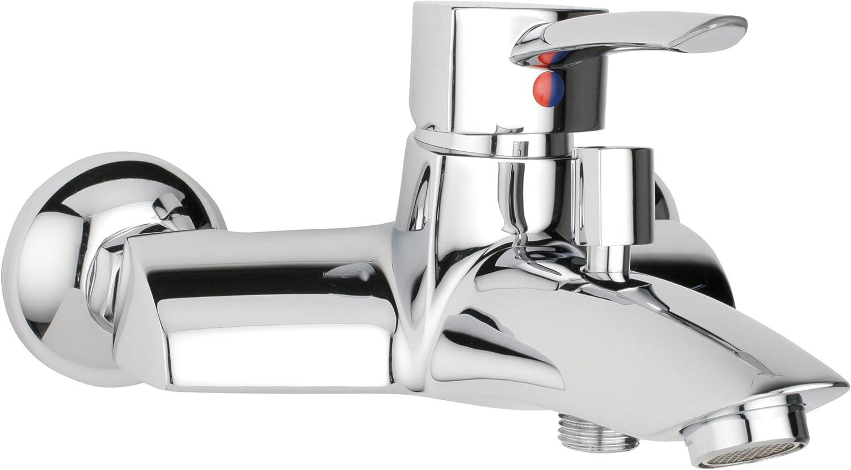 Bath Mixer Tap Bathroom Basin Mixer Tap Single-Lever Bath Mixer?–?Modena BTM1