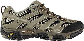 Official Brand Merrell Moab 2 Ventilator Mens Walking Shoes Trainers Beige Footwear Sneakers
