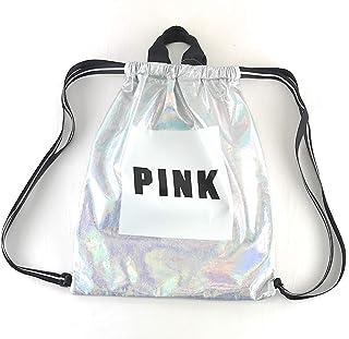 867741b63c82e Amazon.com: Silvers - Drawstring Bags / Gym Bags: Clothing, Shoes ...
