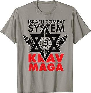 Israeli Combat System Krav Maga T-Shirt