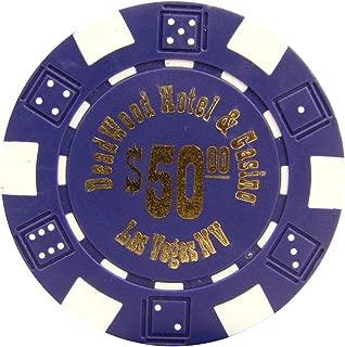 Trademark Poker Deadwood Hotel and Casino Poker Chips