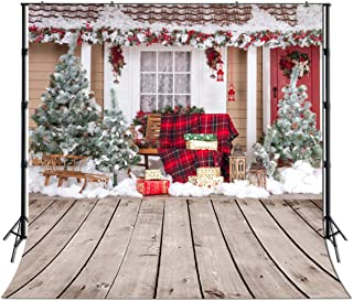 Fivan XT 5110 Fotohintergrund für Weihnachtsfotos, 250 x 250 cm