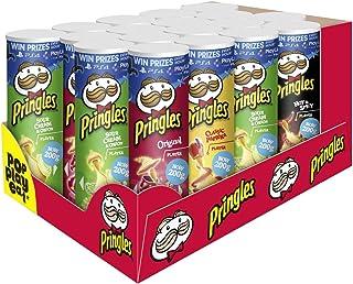 Pringles Party Mix | 18 Dosen mit 4 verschiedenen Sorten 18 x 200g