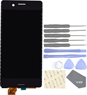 Black Color : Color1 Leya Smartphone Repair Parts for Sony Xperia X Compact//X Mini Back Battery Cover