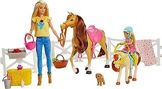 Mattel Barbie Hugs 'N' Horses