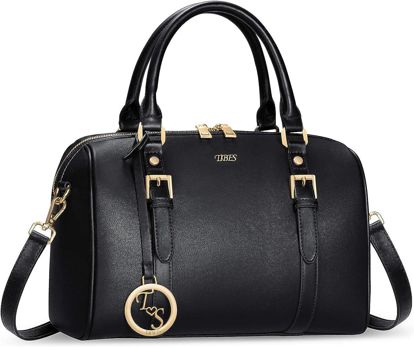 TIBES Women Handbags Purses Fashion Satchel Top Hand San Jose Mall Bags Barrel Quantity limited