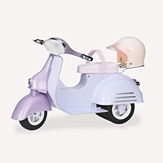 """Our Generation Accessory by Battat- Ride in Style Scooter for 18"""" Dolls- Ages 3 & Up"""