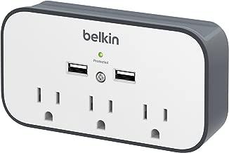 belkin 3 outlet wall mount cradle
