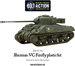 Bolt Action Sherman Firefly Vc 1:56 WWII Military Wargaming Plastic Model Kit