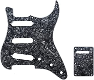 electric guitar pickguard