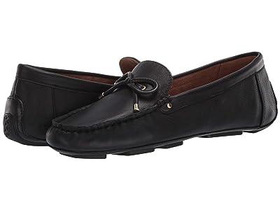 Aerosoles Brookhaven (Black Leather) Women