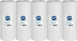 Vyair AquaFilter Lot de 5 cartouches de filtre à sédiments pour osmose inverse, toutes les eaux, aquariums, bassins, filtr...