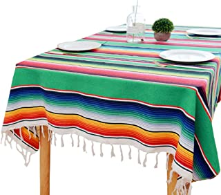 Best mexican table cover Reviews