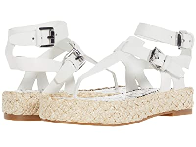 Sigerson Morrison Jabel (White Leather) Women