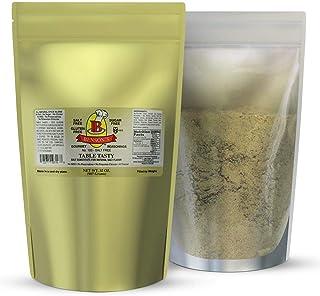 Best 2 pound Salt Substitute - Table Tasty No Potassium Chloride Substitute For Salt - No Bitter Aftertaste - Good Flavor - No Sodium Salt Alternative - 2 Lb Resealable Bag Review