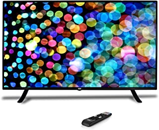 Pyle 50-Inch 1080p LED TV   Ultra HD TV   LED Hi Res Widescreen Monitor with HDMI Cable RCA Input   LED TV Monitor   Audio Streaming   Mac PC   Stereo Speakers   HD TV Wall Mount (PTVLED50)