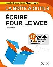 Livres La boîte à outils Ecrire pour le Web PDF