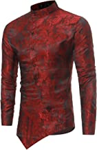 Amazon.es: Camisa negra - Rojo