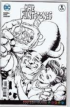 The Flintstones #1 (2016) Variant Ivan Reis Adult Coloring Book Cover