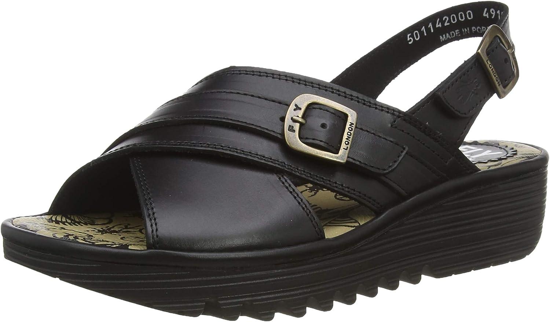 Be super welcome [Alternative dealer] FLY London Women's Slingback Back Sling Sandals